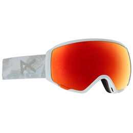 Anon Women's WM1 Goggles with MFI Facemask and Spare Lens