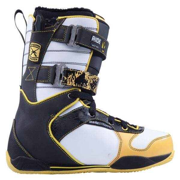 Ride Men's Strapper Keeper Snowboard Boots '12