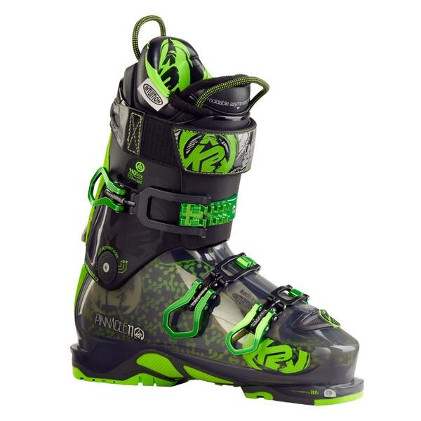 K2 Men's Pinnacle 110 HV All Mountain Ski Boots '15