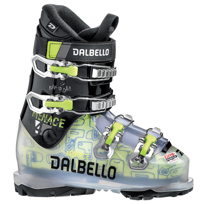 Dalbello Boy's Menace 4.0 Ski Boots '19