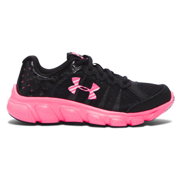 Under Armour Girl's Pre-School Assert 6 Run