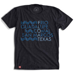 Tumbleweed TexStyles Men's Float Texas T Shirt