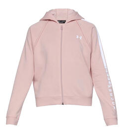 Under Armour Women's Rival Full Zip Hoodie