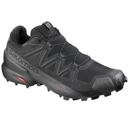 Salomon Men's Speedcross 5 Wide Trail Running Shoes