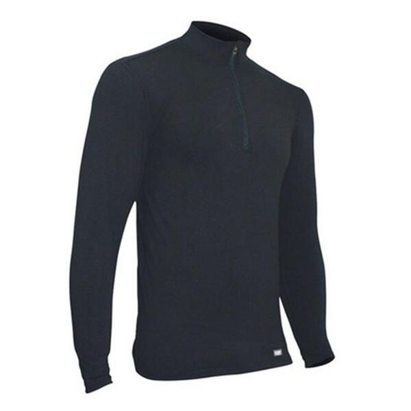 Polarmax Men's Zip Turtle Neck