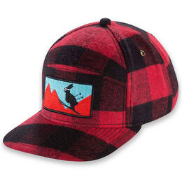 Pistil Designs Women's Kicker Buffalo Check Cap