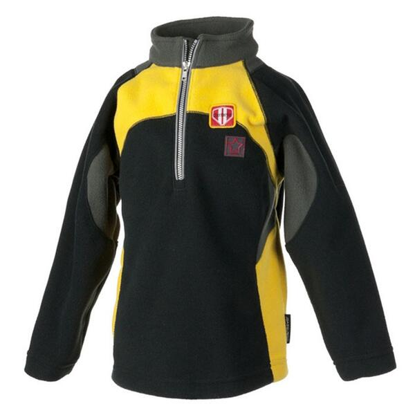 Obermeyer Boy's Wheelie Fleece Half Zip Top