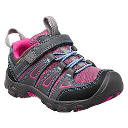 Keen Little Girl's Oakridge Waterproof Hiking Shoes