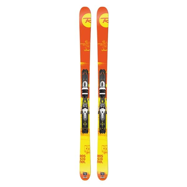 Rossignol Men's Sprayer Freestyle Skis '15 With Xelium 100 Bindings '15