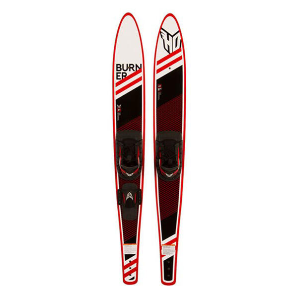 HO Sports Burner Waterskis w/ Blaze Binding