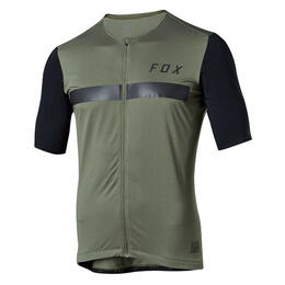Fox Men's Ascent Short Sleeve Cycling Jersey