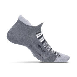 Feetures Women's Elite No Show Tab Max Cushion Running Socks