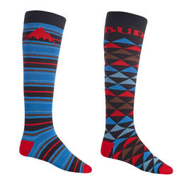 Burton Men's Weekend Two-Pack Snow Socks