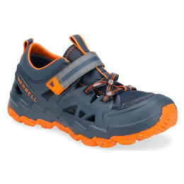 Merrell Boy's Hydro 2.0 Sneaker Sandal Navy/Orange
