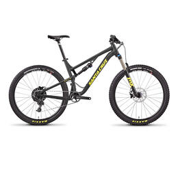 Santa Cruz Mountain Bikes