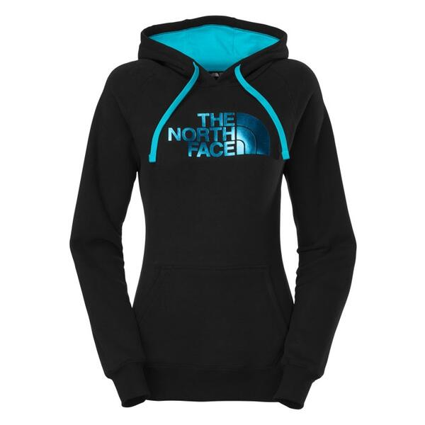 The North Face Women's Half Dome Pull Over Fleece Hoodie