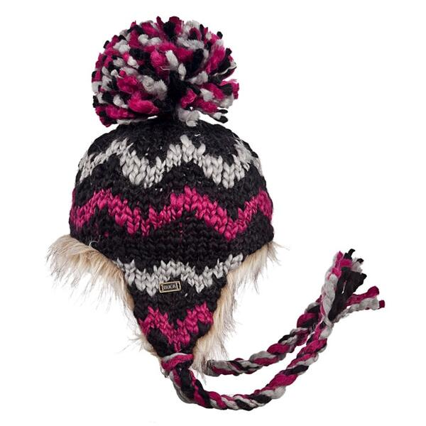 Bula Women's Old School Peruvian Beanie