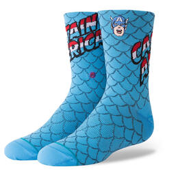 Stance Youth Captain America Socks