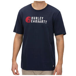 Hurley Men's X Carhartt Stacked T Shirt