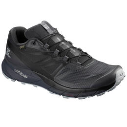 Salomon Men's Sense Ride 2 GTX Invisible Fit Trail Running Shoes
