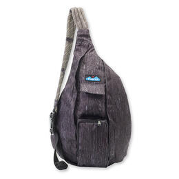 Kavu Women's Rope Sling Black Oak Backpack