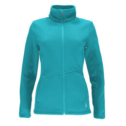 Spyder Women's Endure Full Zip Mid Weight Sweater
