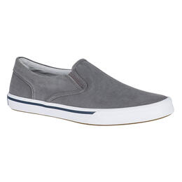 Sperry Men's Striper II Twin Gore Saltwashed Grey Casual Shoes