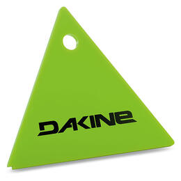 Dakine Triangle Wax Scraper Green