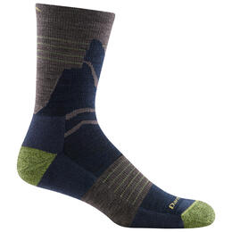 Darn Tough Vermont Men's Pinnacle Micro Crew Light Cushion Socks