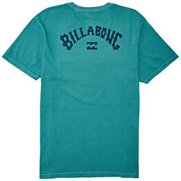 Billabong Men's Arch Wave Short Sleeve T Shirt