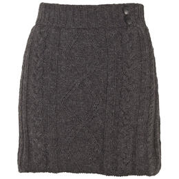 Laundromat Women's Grace Cable Knit Skirt