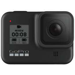 GoPro HERO8 Black Camera With 32GB SD Card