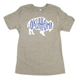 Livy Lu Women's Oklahoma Bison Short Sleeve T Shirt