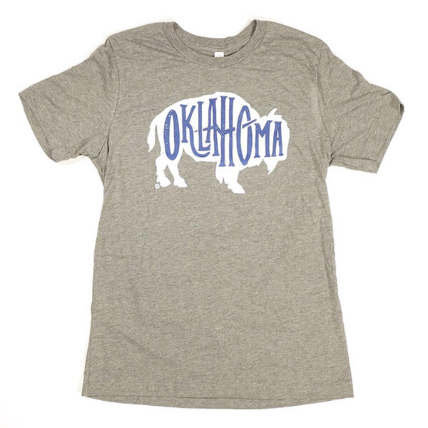 Livy Lu Women's Oklahoma Bison Short Sleeve