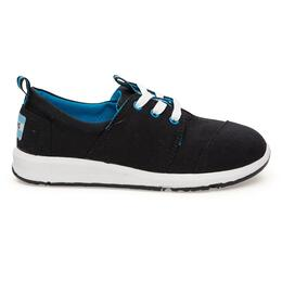 Toms Children's Youth Del Rey Canvas Sneaker Casual Shoes
