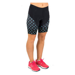 Canari Women's Force Diamond Dots Cycling Shorts