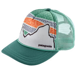 Patagonia Girls' Solar Rays Interstate Hat