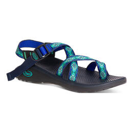 Chaco Women's Z/Cloud 2 Casual Sandals Laced Aqua