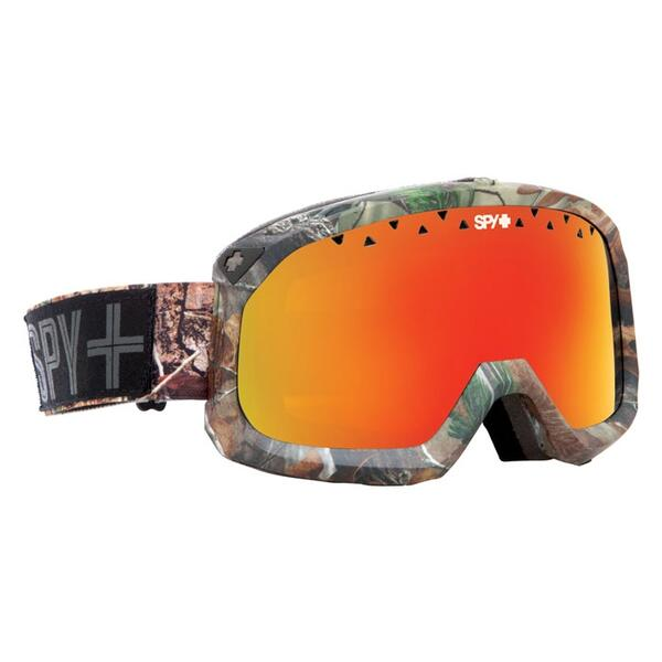 Spy Realtree Trevor Goggles with Bronze/Red Spectra Lens