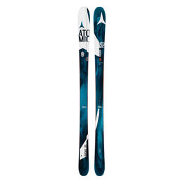 Atomic Male Vantage 90 Cti All Mountain Skis '16 - FLAT