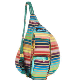 Kavu Women's Mini Rope Summer Stripe Sling