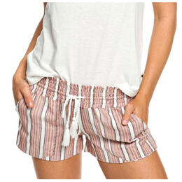 Roxy Women's Yarn Dyed Oceanside Shorts