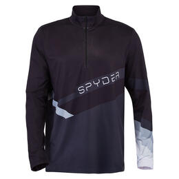 Spyder Men's Mandate Zip Turtleneck