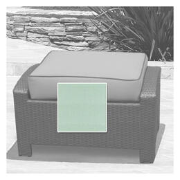 North Cape Cabo Rectangle Deep Seating Ottoman Cushion - Canvas Spa