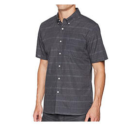 Hurley Men's Dri-fit Rhythm Short Sleeve Shirt