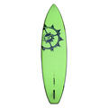 Slingshot Crossbreed Inflatable SUP Green