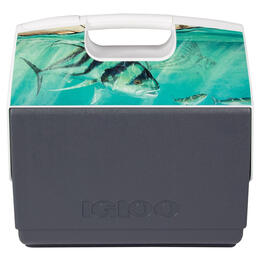 Igloo Amadeo Bachar Playmate Elite Rooster 16 Qt Cooler