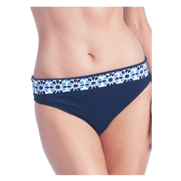 Profile by Gottex Women's Arabesque Banded Bikini Bottom