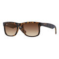 Ray-Ban Justin Classic Sunglasses With Brow