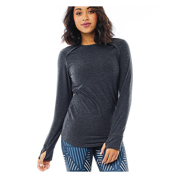Carve Designs Women's Maywood Long Sleeve T